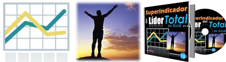 Cómo medir el nivel de liderazgo en tu vida personal y profesional con el Superindicador del Líder Total en excel