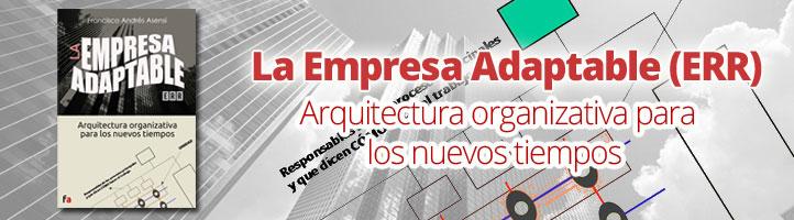 Extraordinaria novedad: La Empresa Adaptable en soporte papel